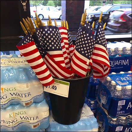 Flags By The Bucketful Main