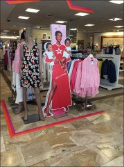 White Lining Mother's Day Promotions at Macys