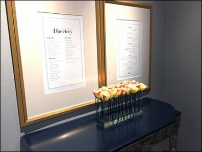 Nieman Marcus Directory Flower Show 2