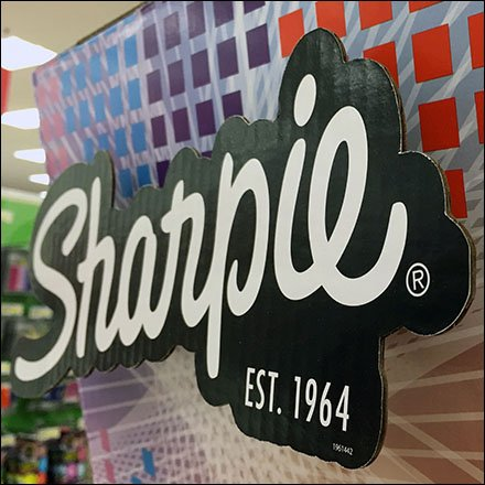 Sharpie Retail Fixtures