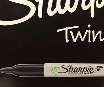 Sharpie Pen On-Pen Trials 2