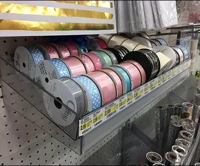 Spools Ribbon Pegboard Tray 4