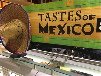 Tastes of Mexico Sombrero 2