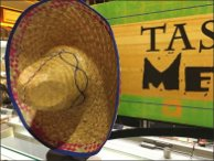 Tastes of Mexico Sombrero 3
