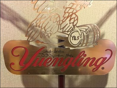Yuengling Best Wishes 2