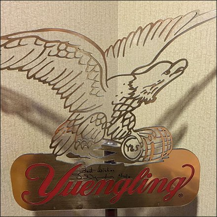 Yuengling Brewery Personal Best Wishers
