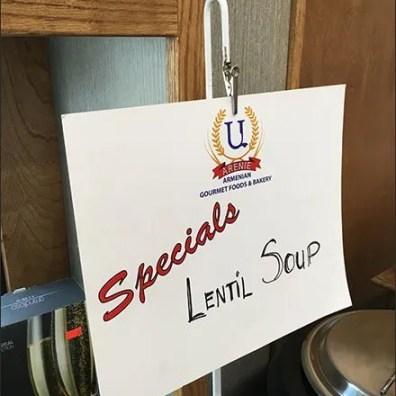 Arenie Lentil Soup Alligator Clip 2