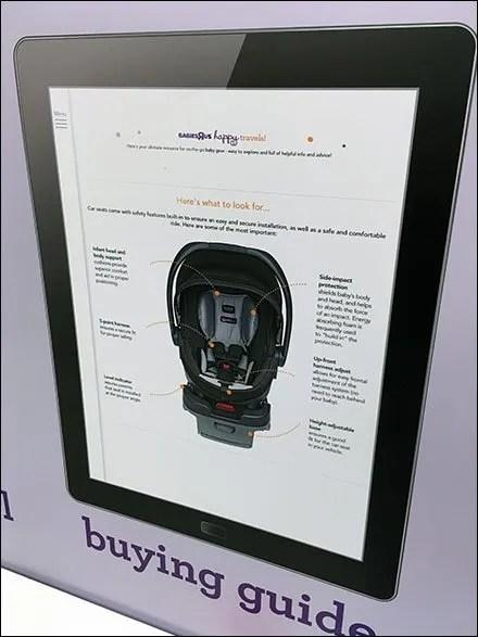 Babies R Us Car Seat Center 3