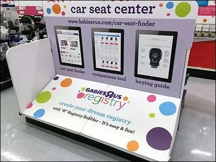 Babies R Us Car Seat Center Main