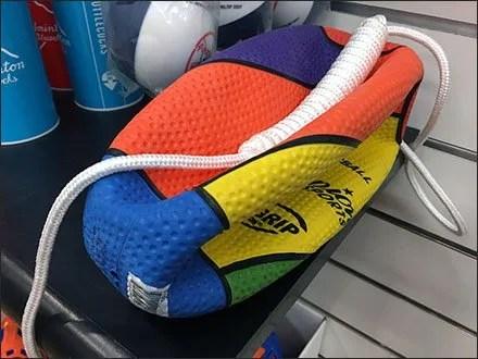 Deflated Tether Ball Merchandising Main