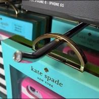 Kate Spade Gold Package Hangs 3