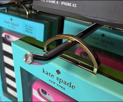 Kate Spade Gold Package Hangs 3