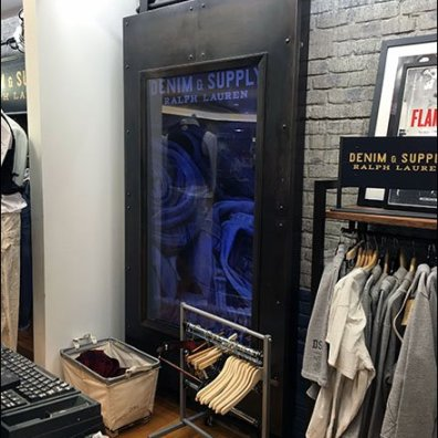 Ralph Lauren Denim Supply Video Barn Door 2