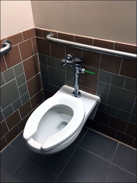 REading Distance For Flush Instructions 1