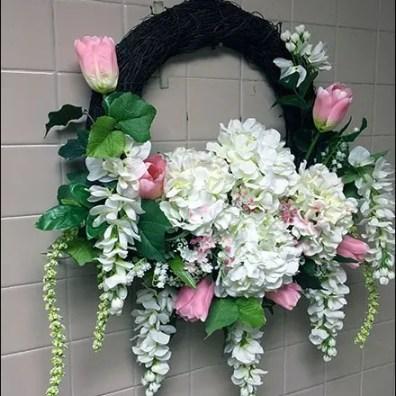 Restroom Wreath 3