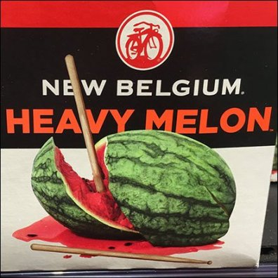 Wegmans Heavy Melon Seasonal Beer Feature