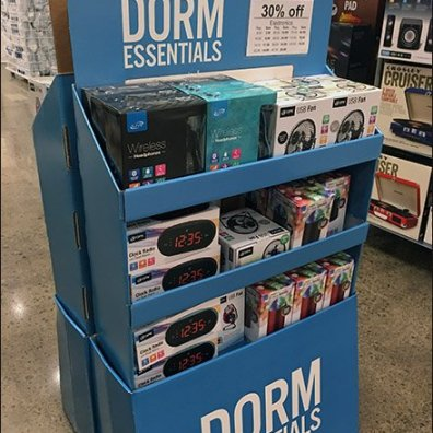 Dorm Essentials at JC Penny 2