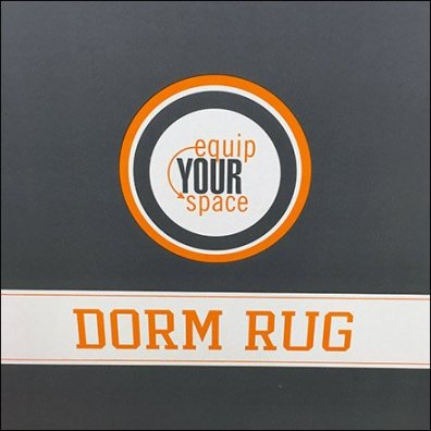 Equip Your Personal Space, Dorm Rug Pallet Display