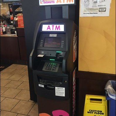 Dunkin Donuts Need Some Dough ATM 1