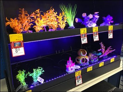 Fish Tank Accessory LED Lighting 1
