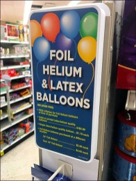 PowerWing Merchandises Balloons - Both Foil and Latex