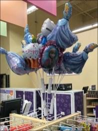 Gondola Top Balloon Quiver Tree 1