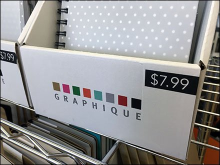 Graphique Back-to-School Journal Calendars 3