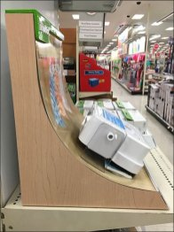 iRobot Braava Mopping Robot On Display