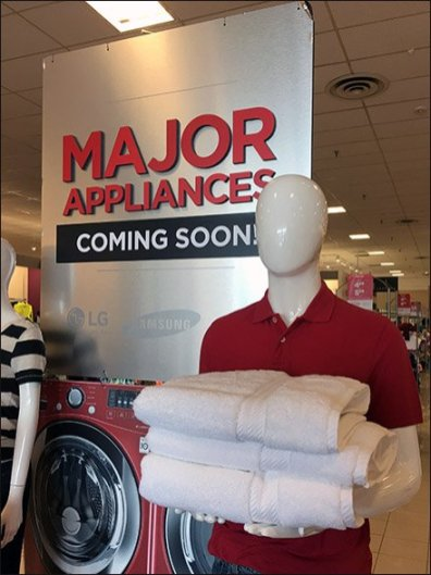 Major Appliances Coming Soon 2