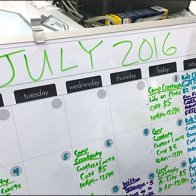 Michaels July Crafts Calendar 3