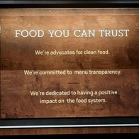 Panera Bread Philosophy of Food You Can Trust