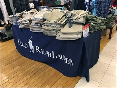 Polo Ralph Lauren Table Drape 1
