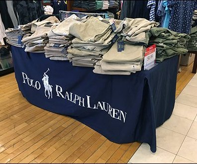 Polo Ralph Lauren Table Drape 1