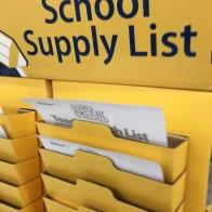 Back-to-School Wish List Teacher's Favorite