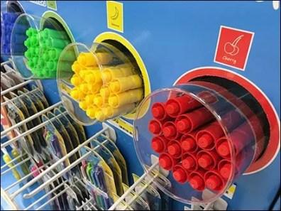 Sharpie Mr Sketch PaperMate Back-to-School Color Code 2