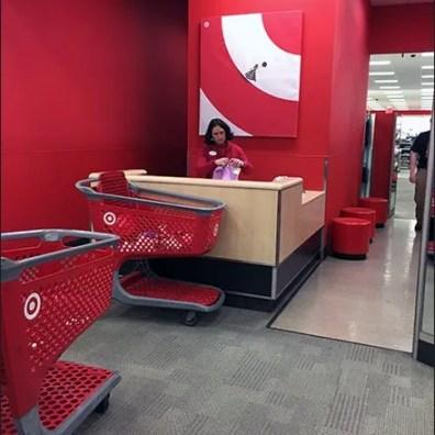 Target Fitting Room Branding 1