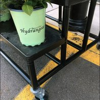 Weis Hydrangeas Floral Display Rack 2