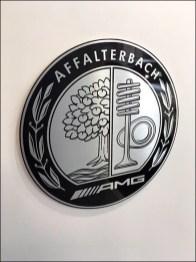 Affalterbach AMG Branding At Mercedes Benz Manhattan