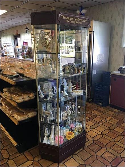 Baker Delight Treasured Memories Porcelain Showcase 1