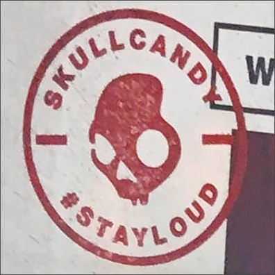 Skullcandy #Stayloud, Wireless, and Free