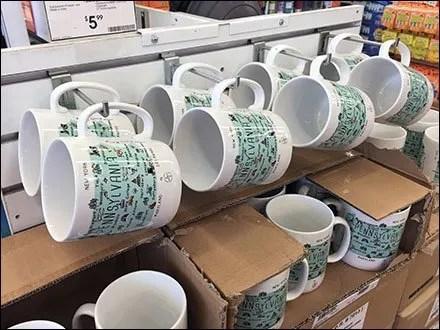 Cups Sold By 90º Tip Slatwall Hooks Main