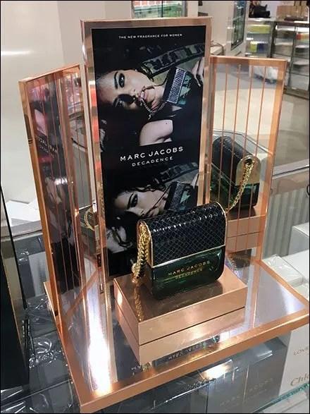 Marc Jacobs Decadence Fragrance Clutch 1