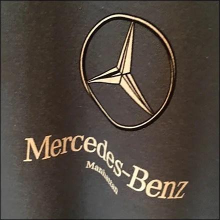 Mercedes Benz Manhattan T-Shirt