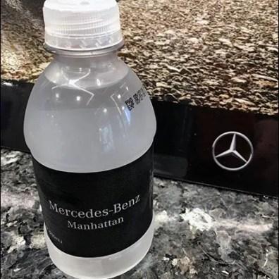 Mercedes Benz Manhattan Branded Water Main2