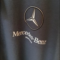 Mercedes Benz Manhattan Spiral T-Shirt Rack 3