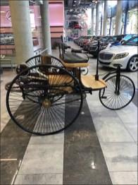 Mercedes Benz Manhattan Vintage Vehicle 2
