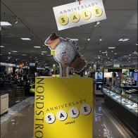 Nordstrom Giant Shopping Bag for Anniversary Sale
