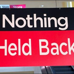 Store Closing Nothing Held Back REctangle