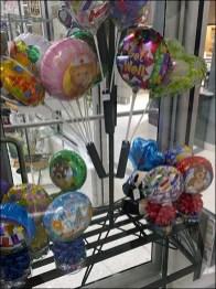 Table Top Balloon Tree 2