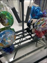 New Heights Balloon-Tree Merchandising